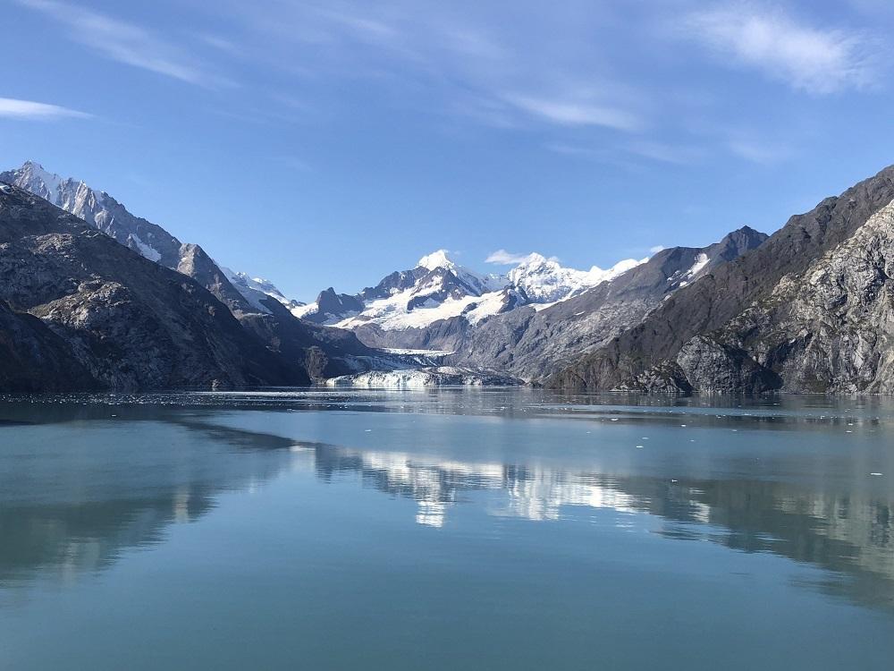 Glacier Bay. (Photo Credit Cruise Critic HBCcruiser) - Cruise Critic