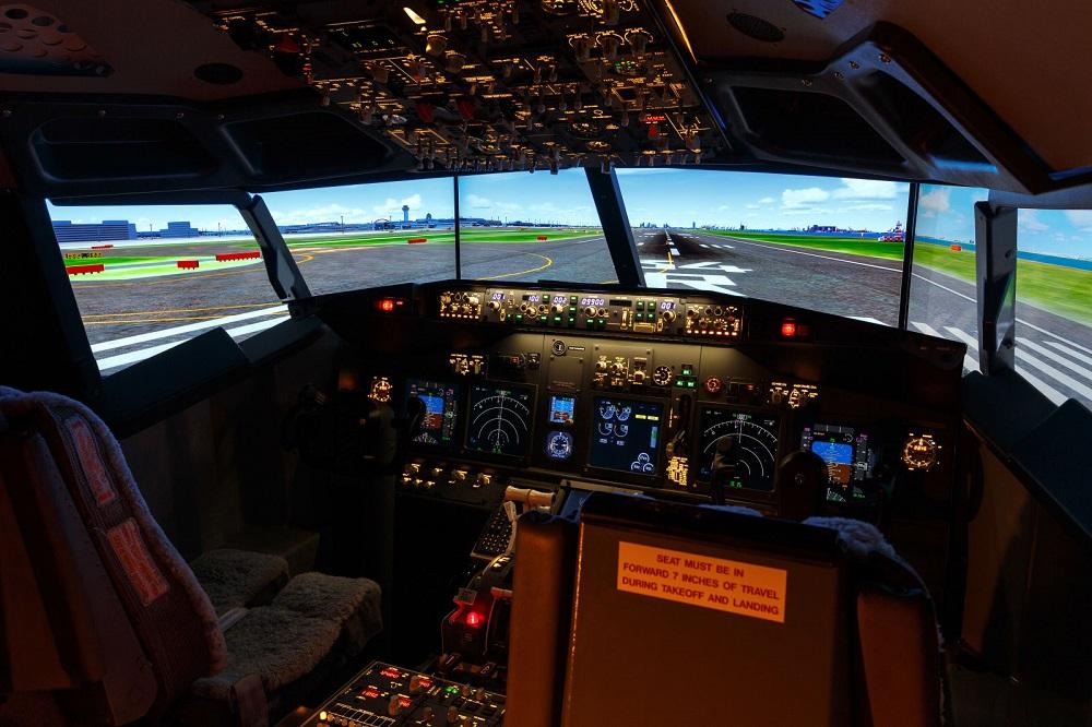 Haneda Excel Hotel Tokyu - flight simulator