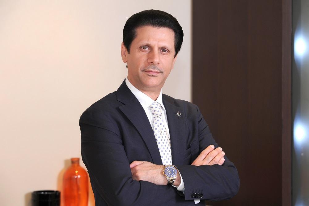Nasir Jamal Khan, CEO, Al Naboodah Travel