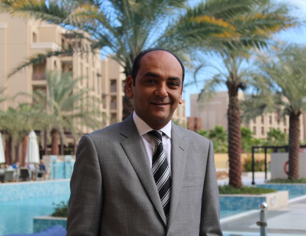 Nader Halim Cluster General Manager