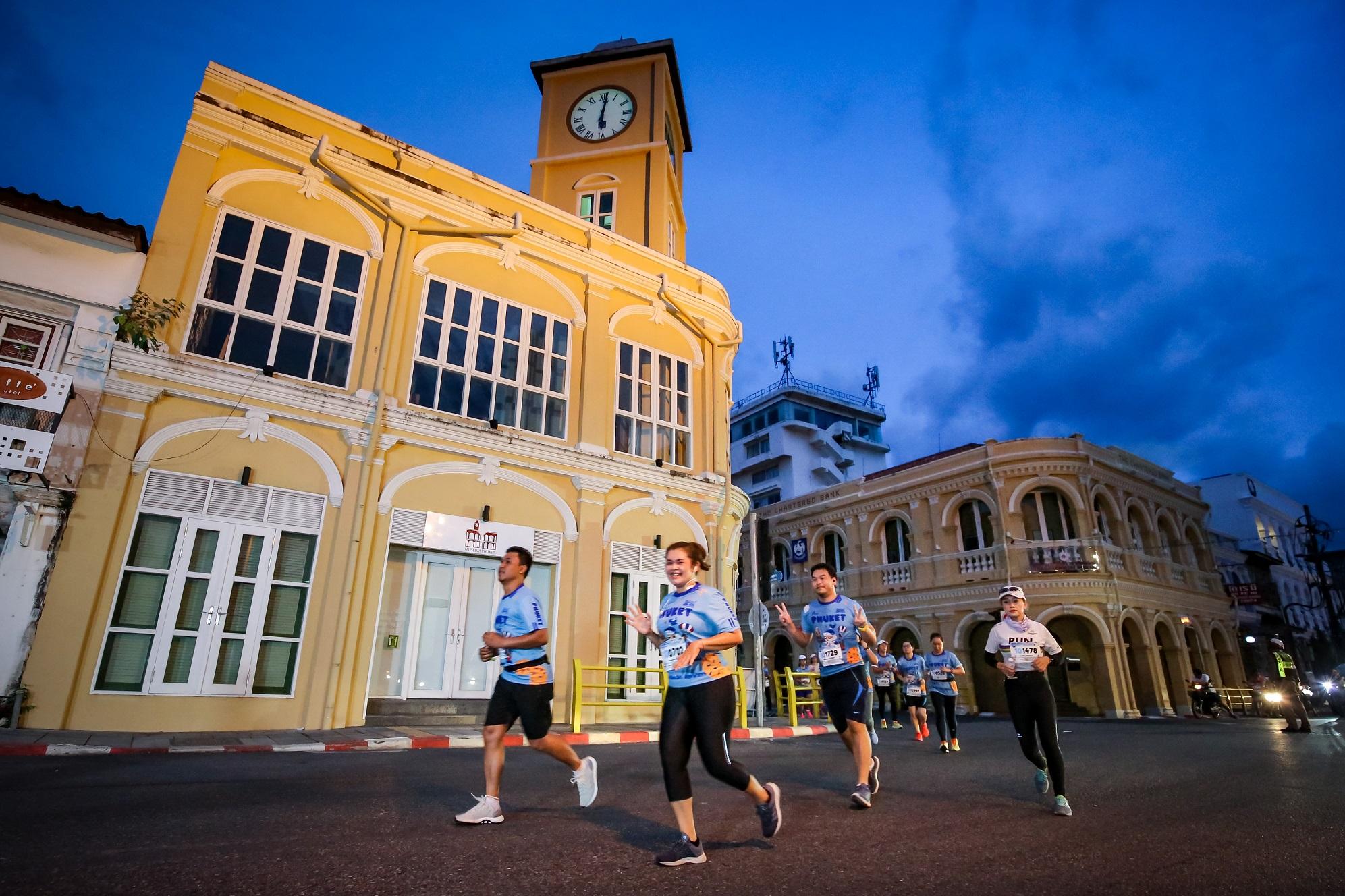 Get set, go! Bangkok Airways hosts marathon in Phuket