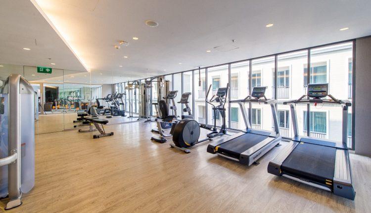 Well Hotel Bangkok Sukhumvit 20 - Fitness Centre
