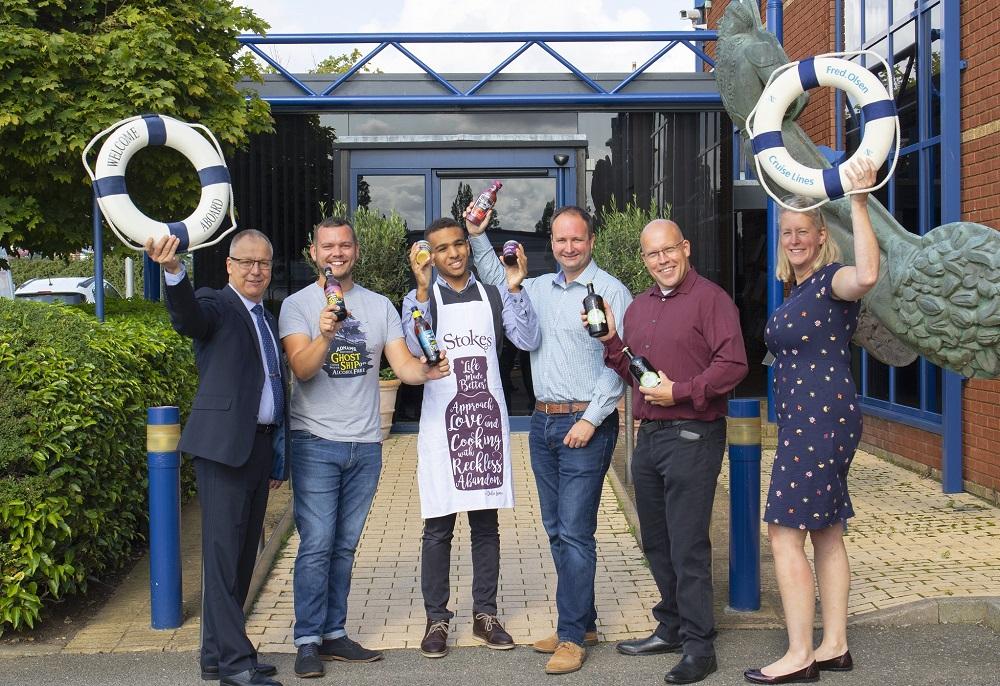 Fred. Olsen brings 'taste of Suffolk' to the high seas