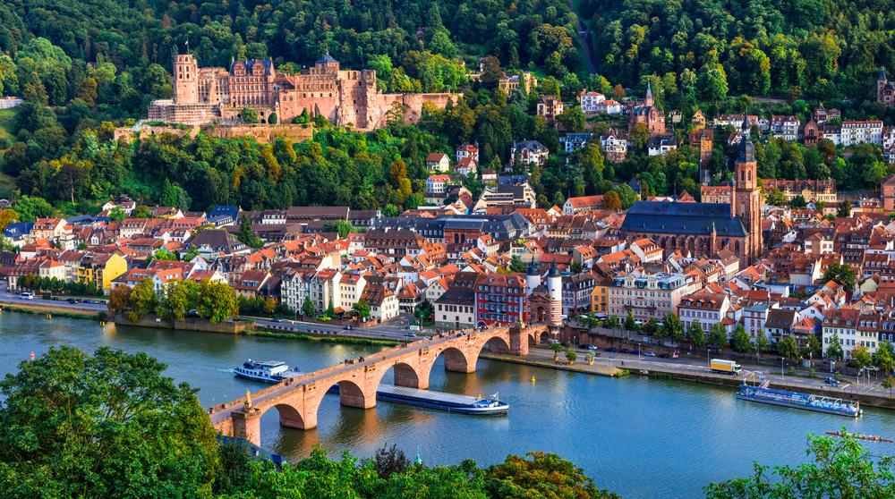Heidelberg, Germany - Titan