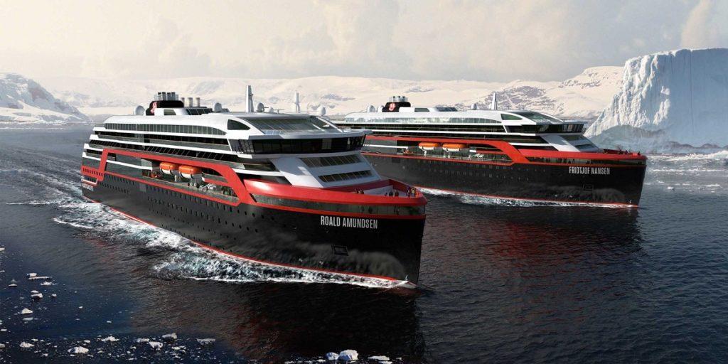 Hurtigruten - greenest fleet in the world