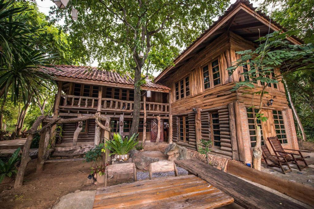 Riverside House, Kanchanaburi, Thailand