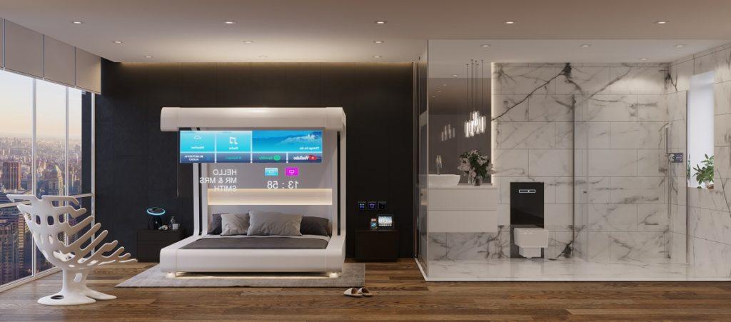 Guestline - Hotel Room of the Future
