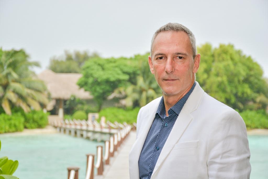 Jean-Louis Ripoche, general manager, Kathmandu Marriott Hotel