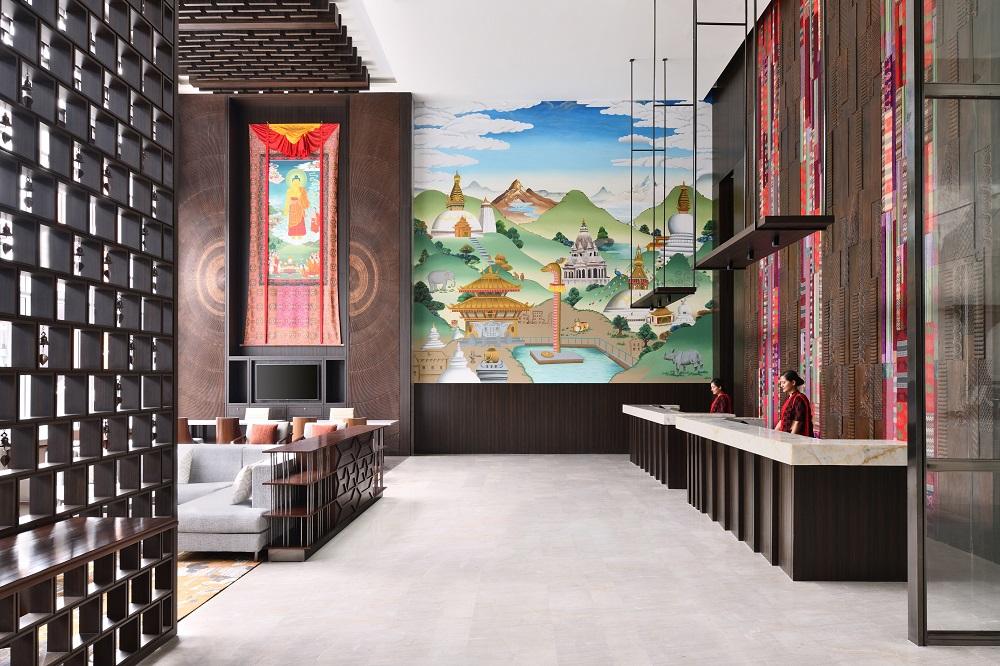 Kathmandu Marriott Hotel - Lobby