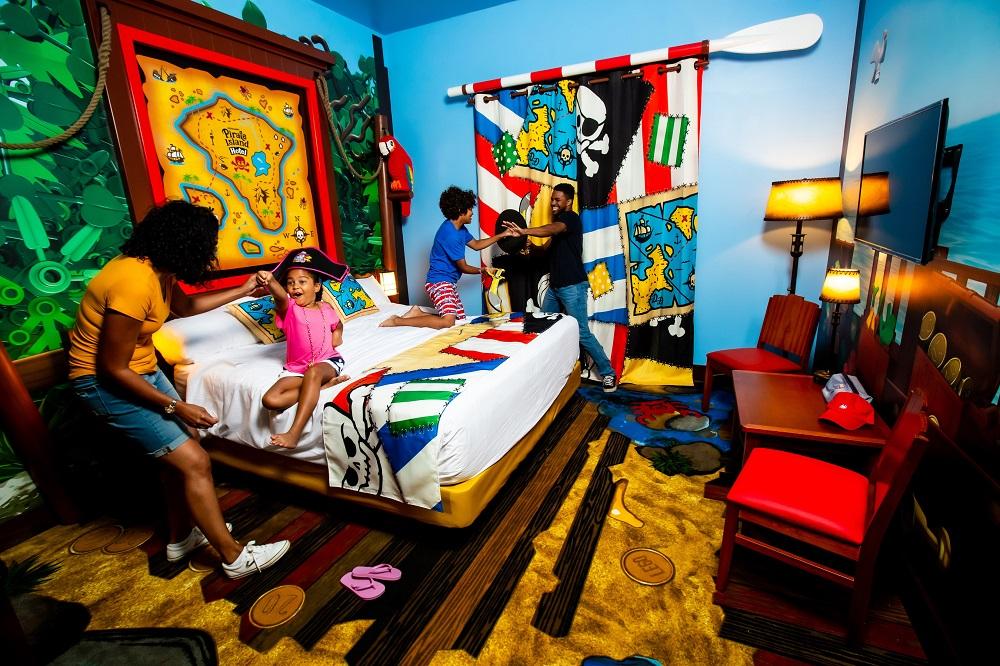 LEGOLAND Pirate Island Hotel