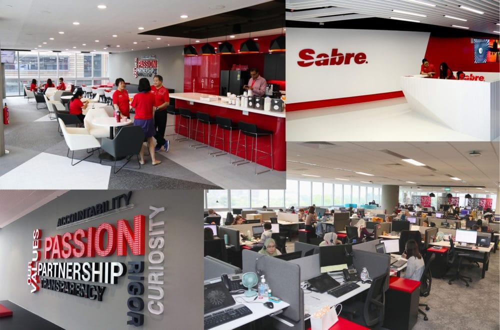 ew Sabre Asia Pacific Headquarters,