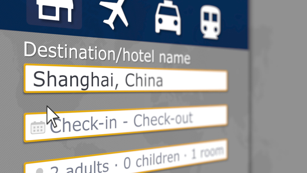 Trustdata - China's online hotel reservation industry