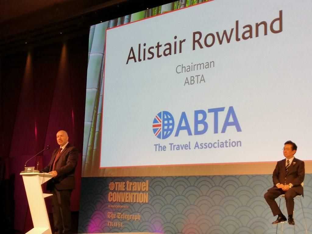 ABTA - Alistair Rowland