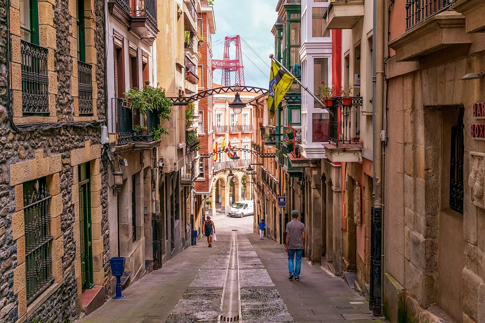 Airbnb top destinations - Spain
