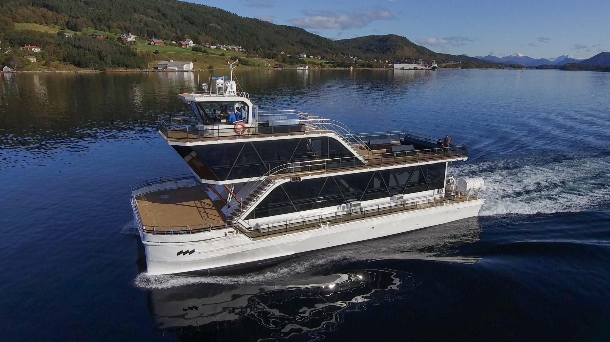 Brim Explorer - Cruise news