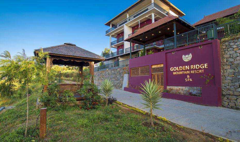 Golden Ridge Mountain Resort & Spa - Signum Hotels and Resorts