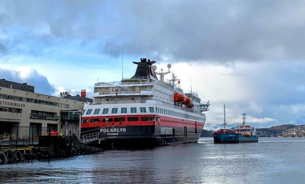 Hurtigruten - biodiesel testing