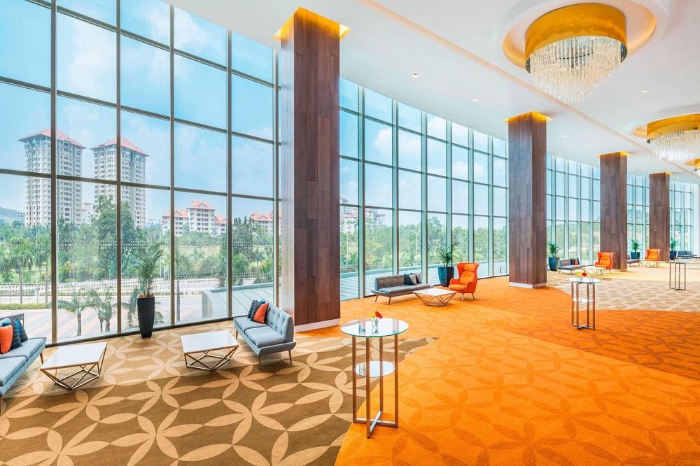 Le Méridien Putrajaya - Foyer