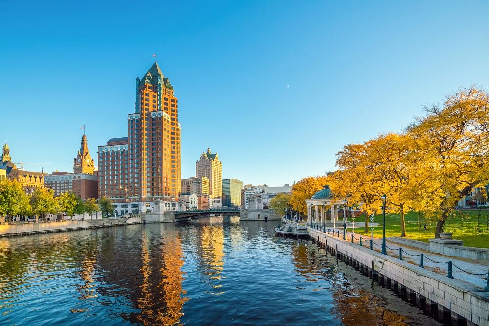 Airbnb top destinations - Milwaukee