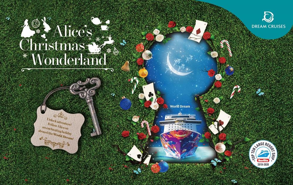 Alice's Christmas Wonderland