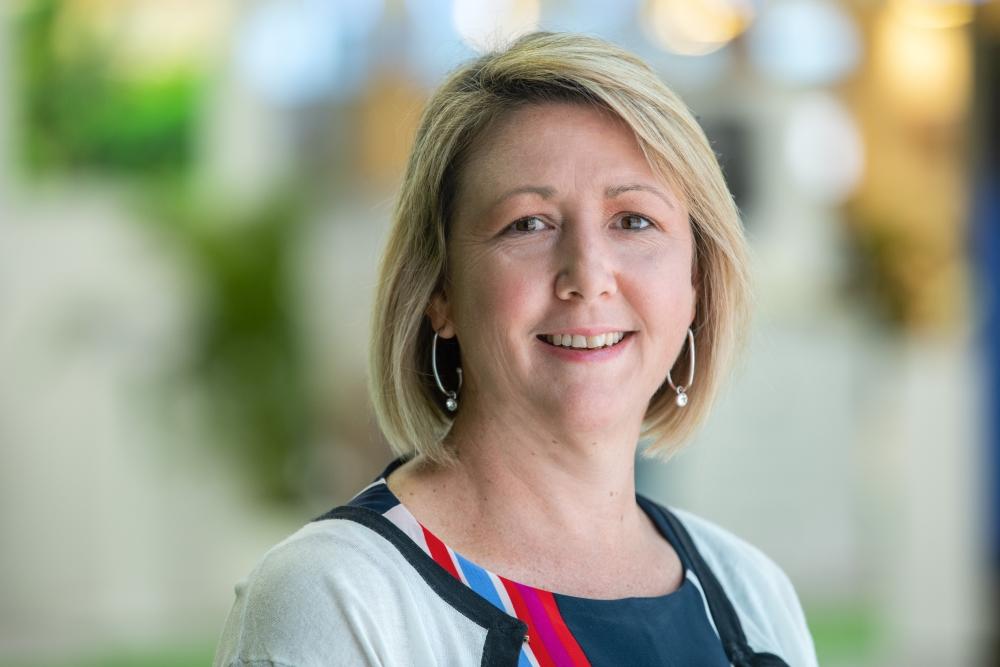 Danielle Curtis, exhibition director, Arabian Travel Market