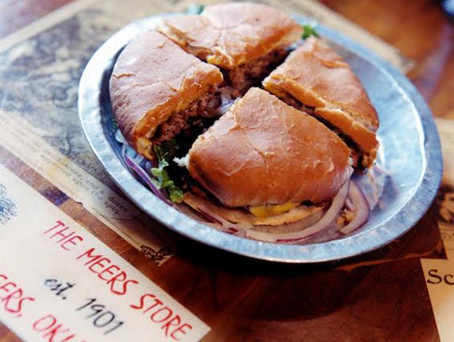 US road trip burger odyssey: Meers store 2