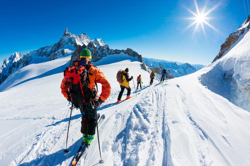 Top 10 ski resorts - Instagram