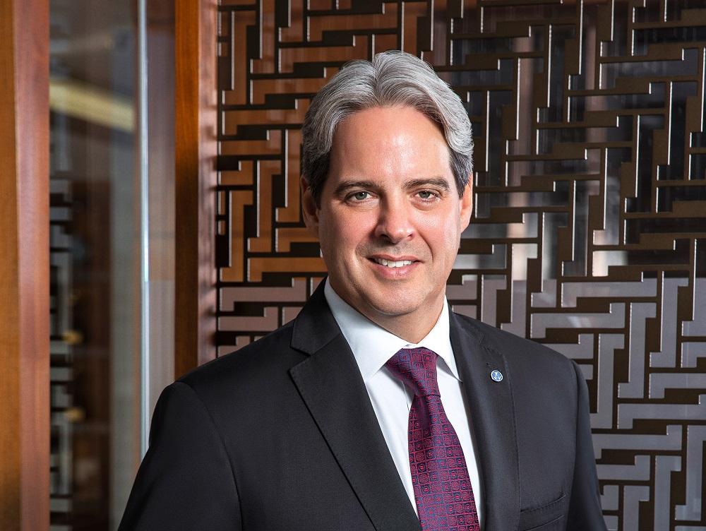 CEO Guy Hutchinson, Rotana
