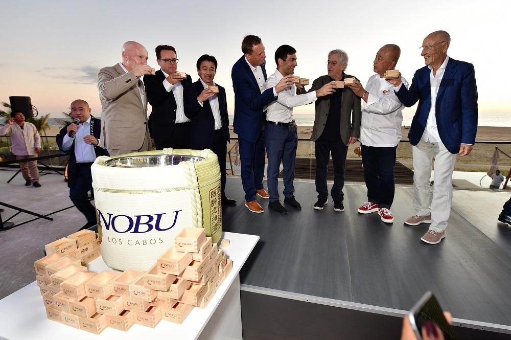 Nobu Hotel Los Cabos opening