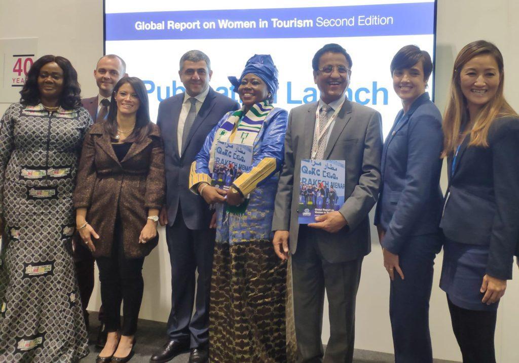 UNWTO women empowerment