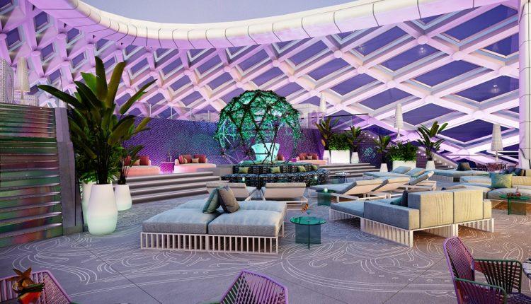 W Abu Dhabi - Wet Deck