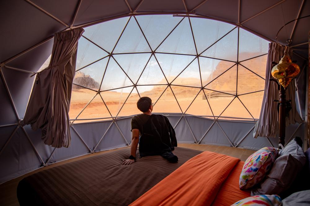 Wadi Rum, Jordan - Travel Accomodation