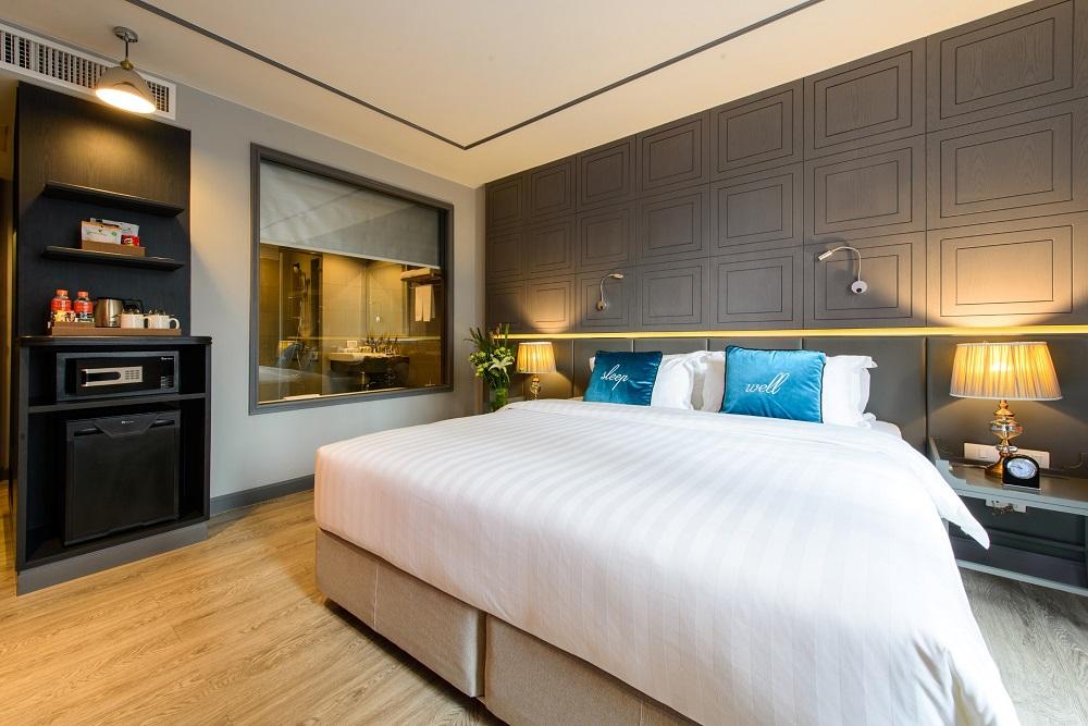 Well Hotel Bangkok Sukhumvit 20 - Deluxe Room