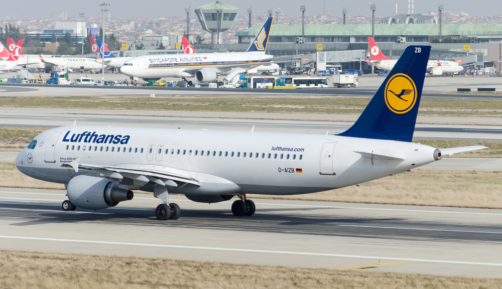Lufthansa may be operating vaccine flights to Moscow
