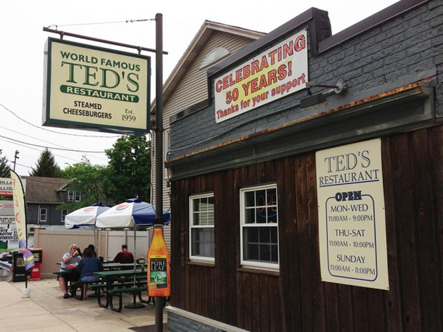 Ted's Restaurant 1