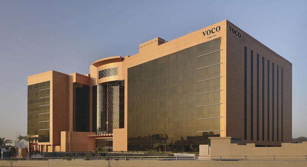 voco Riyadh - exterior