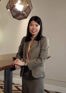 Amy Khiew, cluster director of sales, Le Meridien Putrajaya and Four Points by Sheraton Puchong