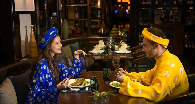"The royal ""Bao Dai"" dinner experience"