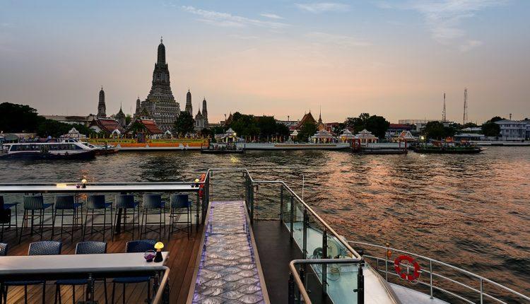 Banyan Tree Bangkok - Saffron Cruise
