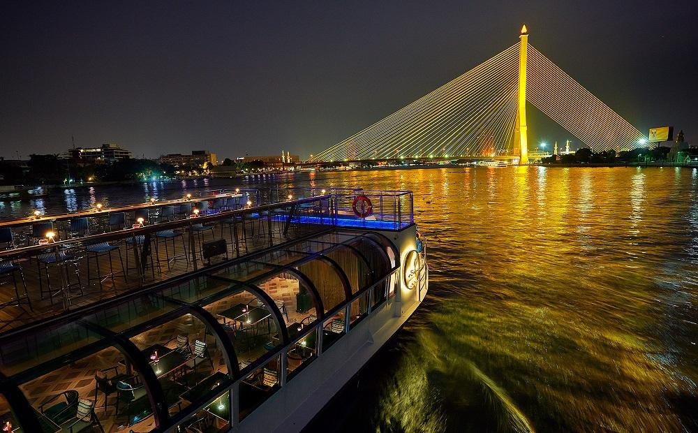 Banyan Tree Bangkok - Saffron Cruise - 7