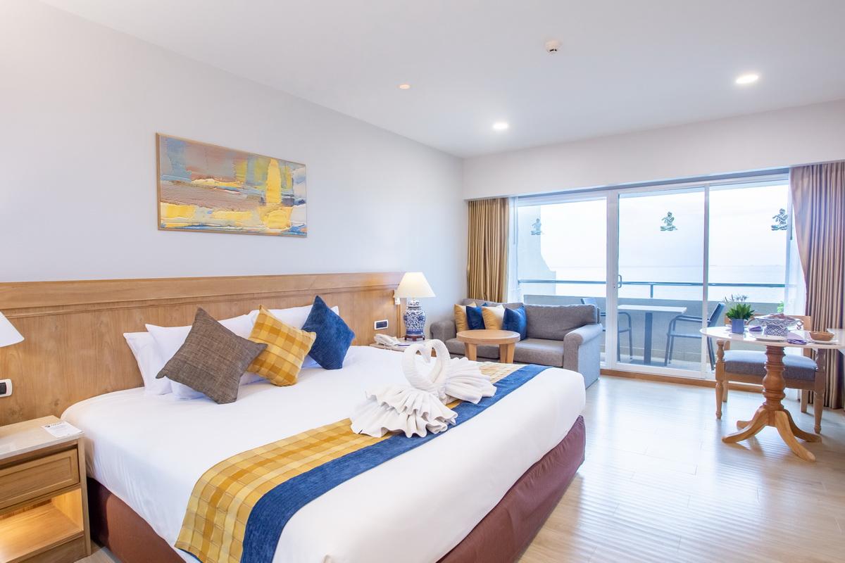 Ocean Deluxe in best convention hotel in Thailand