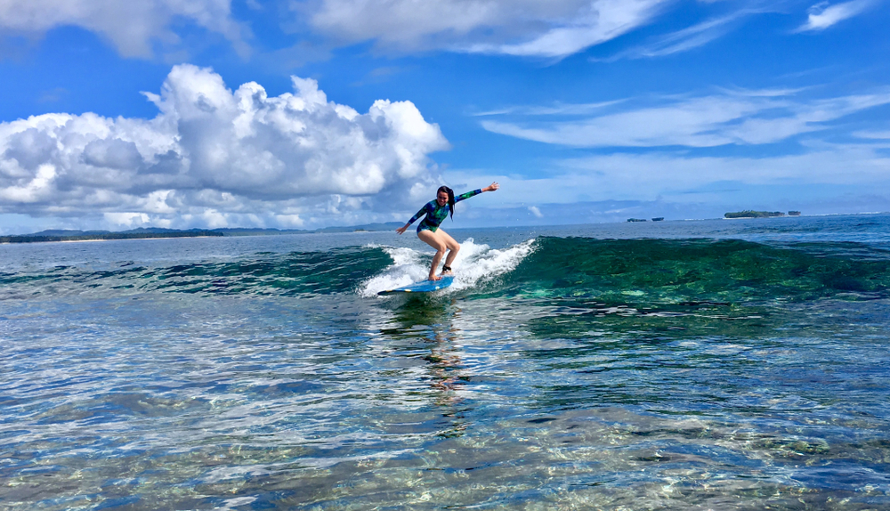 WMB Travel Pro siargao2 The Philippines engaged on journey bubble preparations with Asian nations