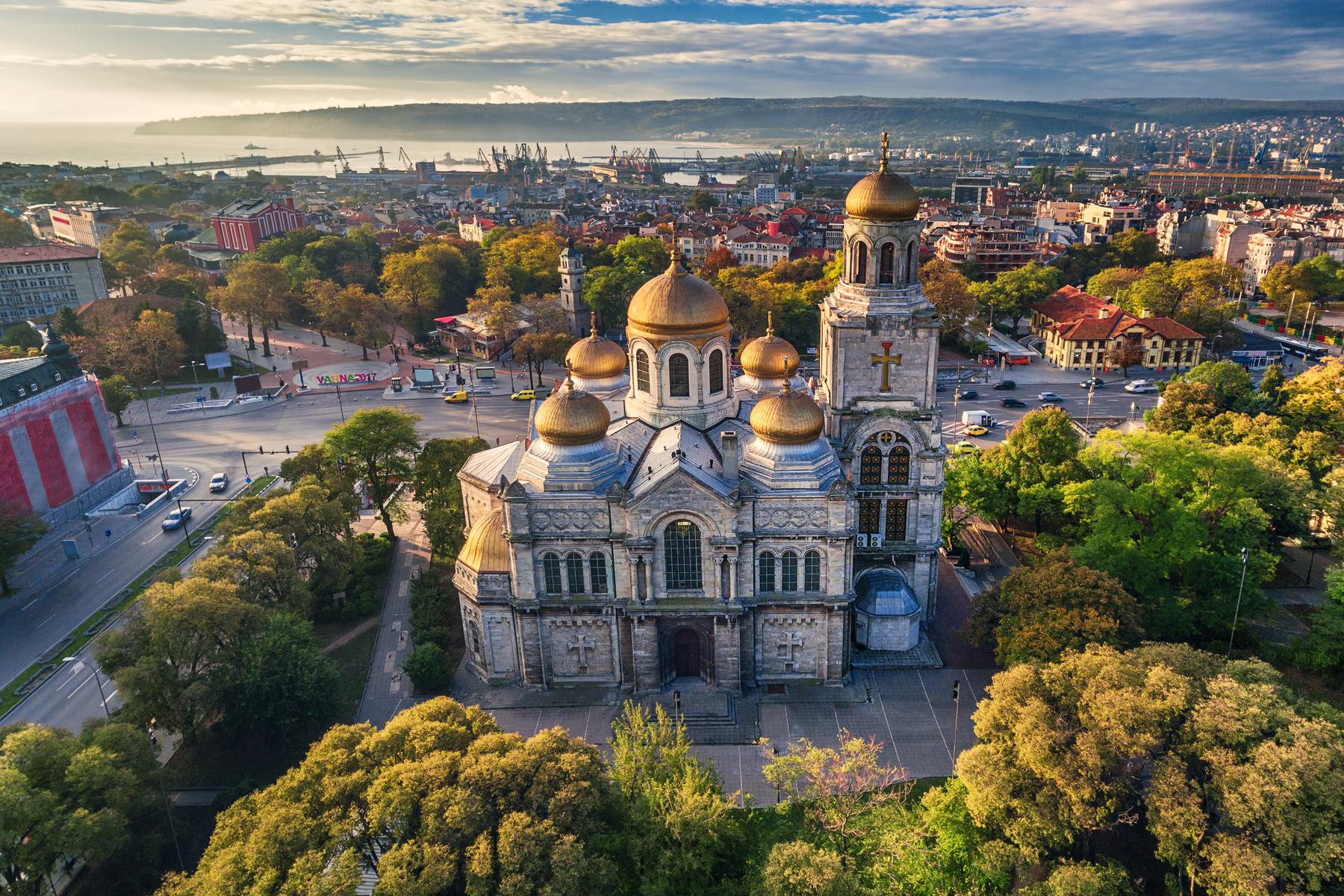 WMB Travel Pro shutterstock_511415530 Eurowings provides new Bulgarian hotspots to summer season 2020 community