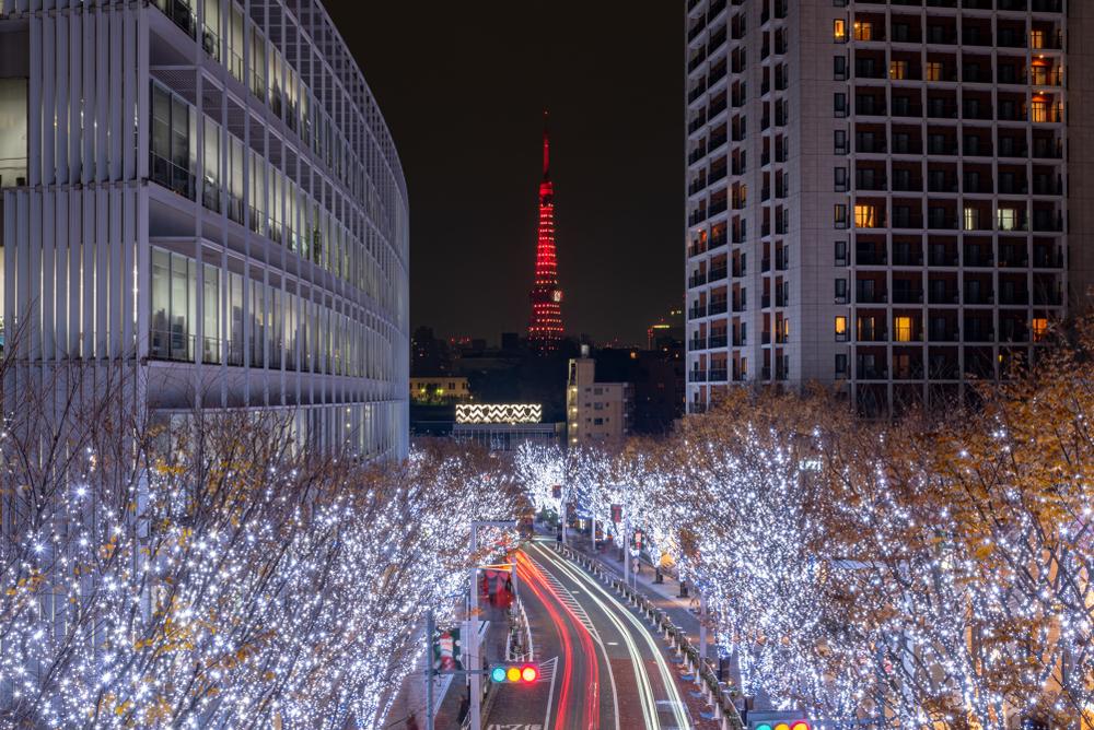 WMB Travel Pro Keyakizaka-Japan Prime 4 biking routes in Tokyo