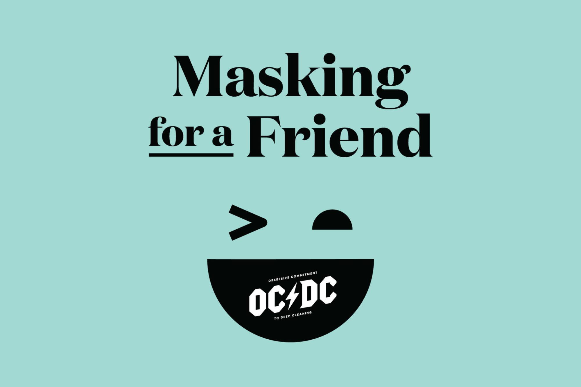 OCDC Mask Announcement