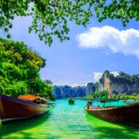 Railay Beach, Ao Nang, Thailand