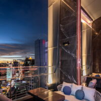 Cooling Tower Rooftop Bar, Carlton Hotel Bangkok Sukhumvit