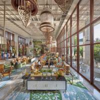 Mandarin Oriental Bangkok Lobby (1)