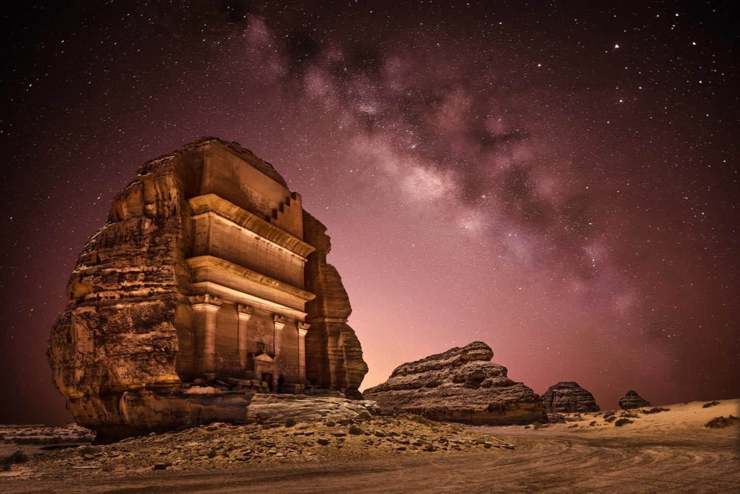 WMB Travel Pro alula Saudi Arabia's AlUla opens bookings and unveils new experiences
