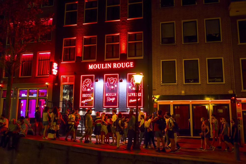 Amsterdam quarter red light Visit Red